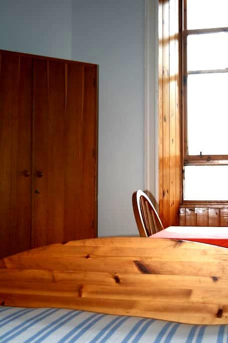 Bright double room, near the beach - Edimburgo - Bed & Breakfast