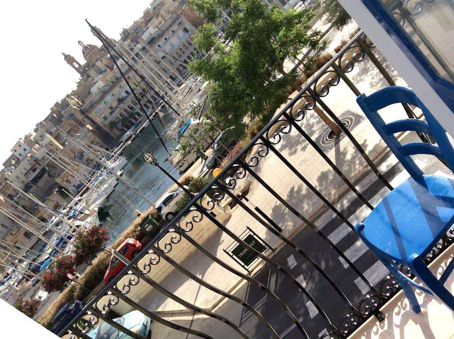 Harbour Creek (Free wifi) - Birgu - Apartamento