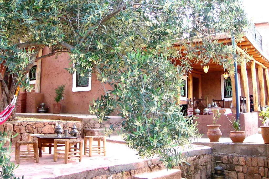 Maison Amene Soudenne - Ouzoud - Hus