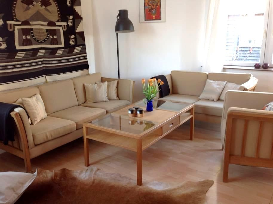 Cosy home, easy acces to city/metro - Köpenhamn - Hus