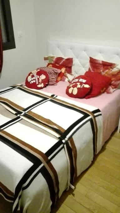 belle chambre a Dijon 10min du centre ville - Dijon - Lägenhet