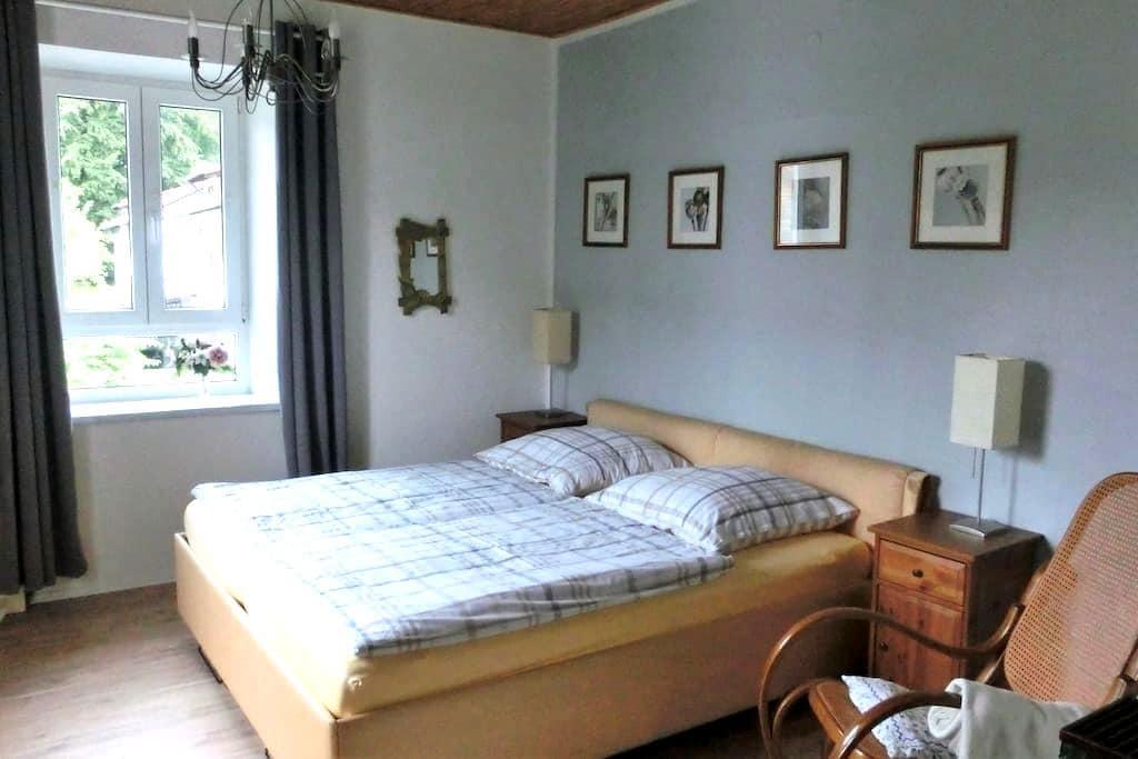 Großes gemütliches Zimmer mit Küche - Starnberg - Daire