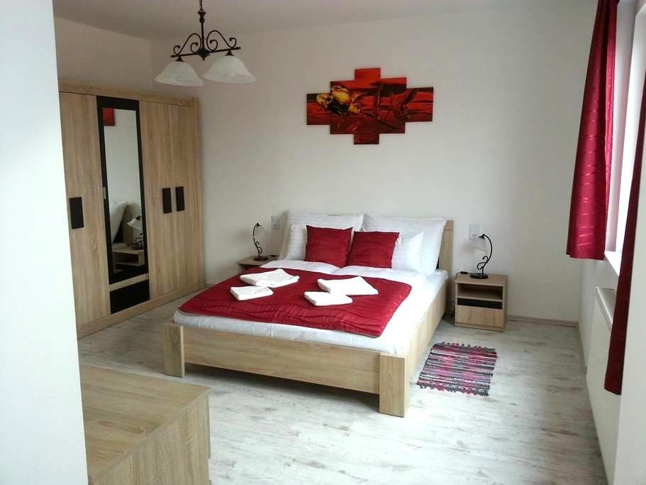Downtown Apartman Red Miskolc - 密什科尔茨 (Miskolc)