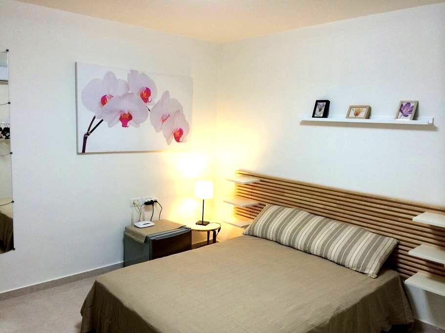 Carmel Center & Beautiful View!!  - Hajfa - Apartament