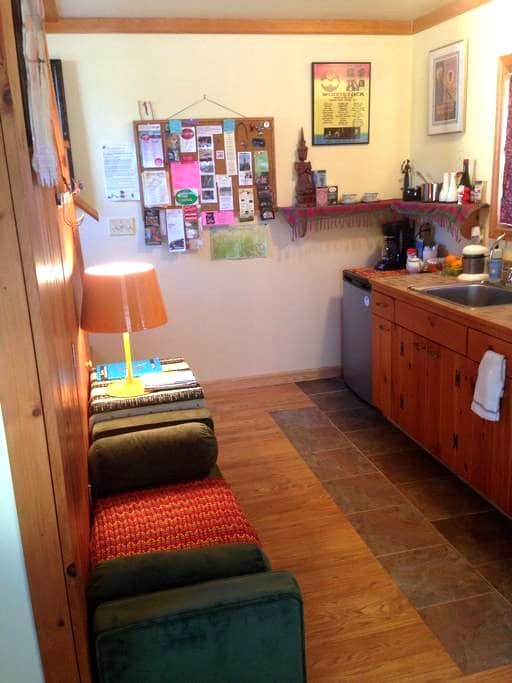 In Town Apartment! (No Cleaning Fee) - Woodstock - Flat