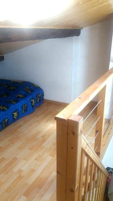 Chambre en duplex au coeur de Macon - Mâcon - Apartamento