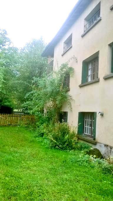 Calme et nature en Auvergne - Saint-Jacques-d'Ambur - Haus