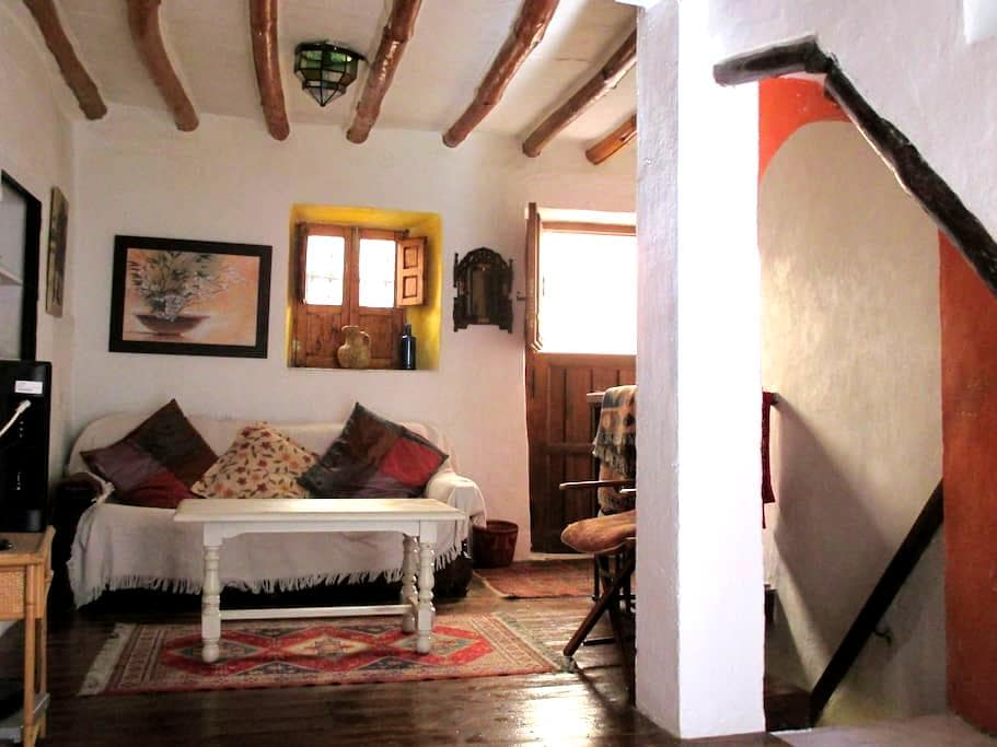 Authentic Andalucian Village House near Granada - Quéntar - Hus