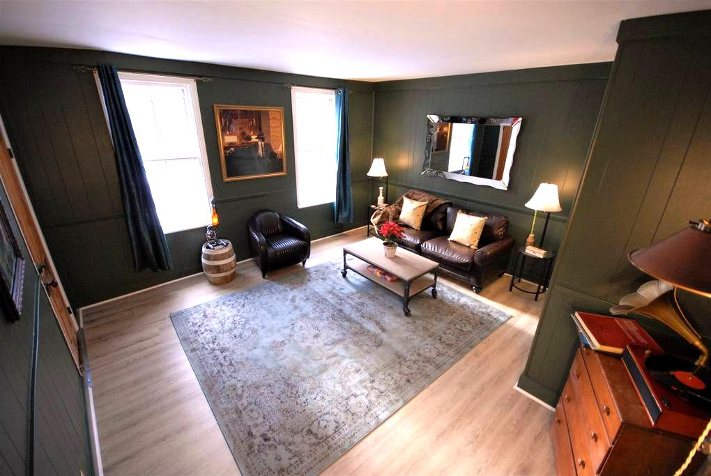 Diamond In The Rough - Hudson - House