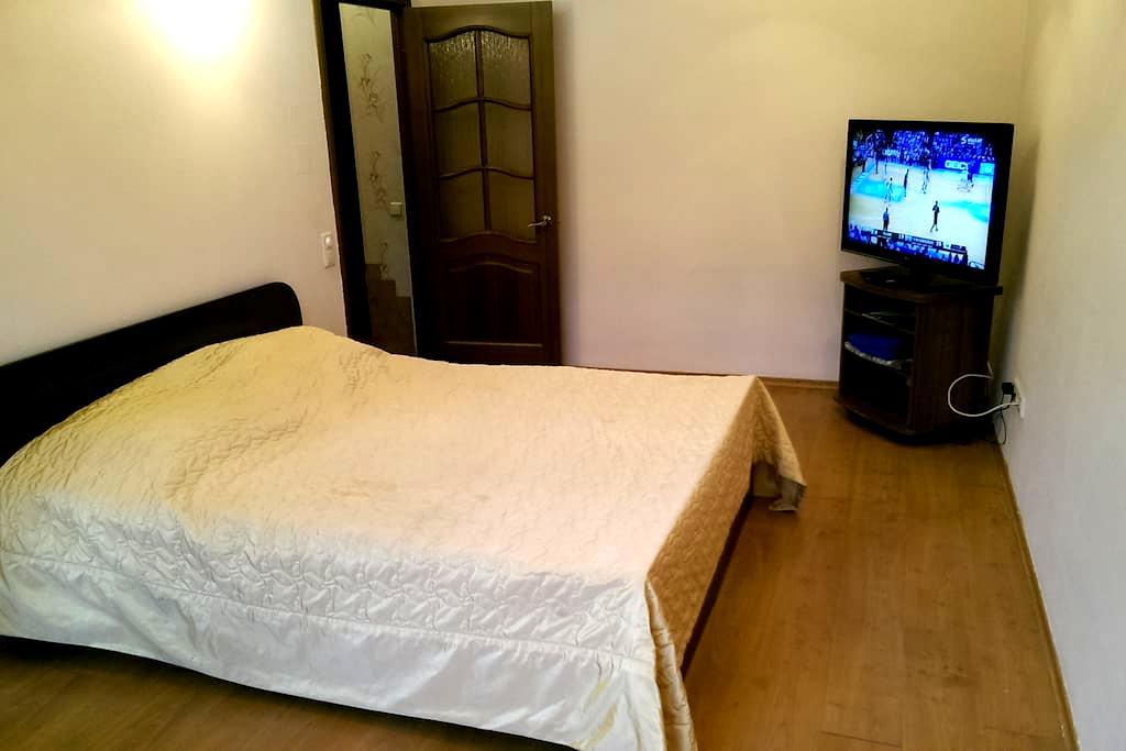 Уютная квартира-студия в центре - Krasnoyarsk