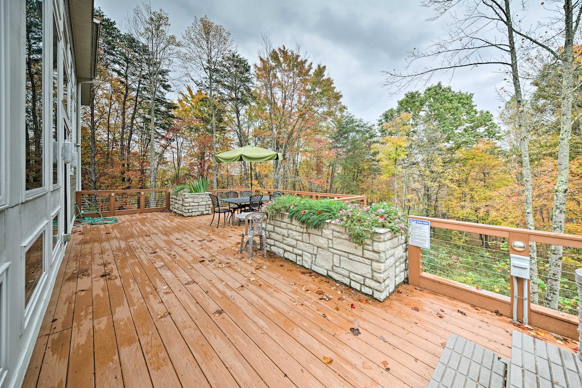 Hocking hills 3br glass house by old mans cave houses for rent in logan ohio united states