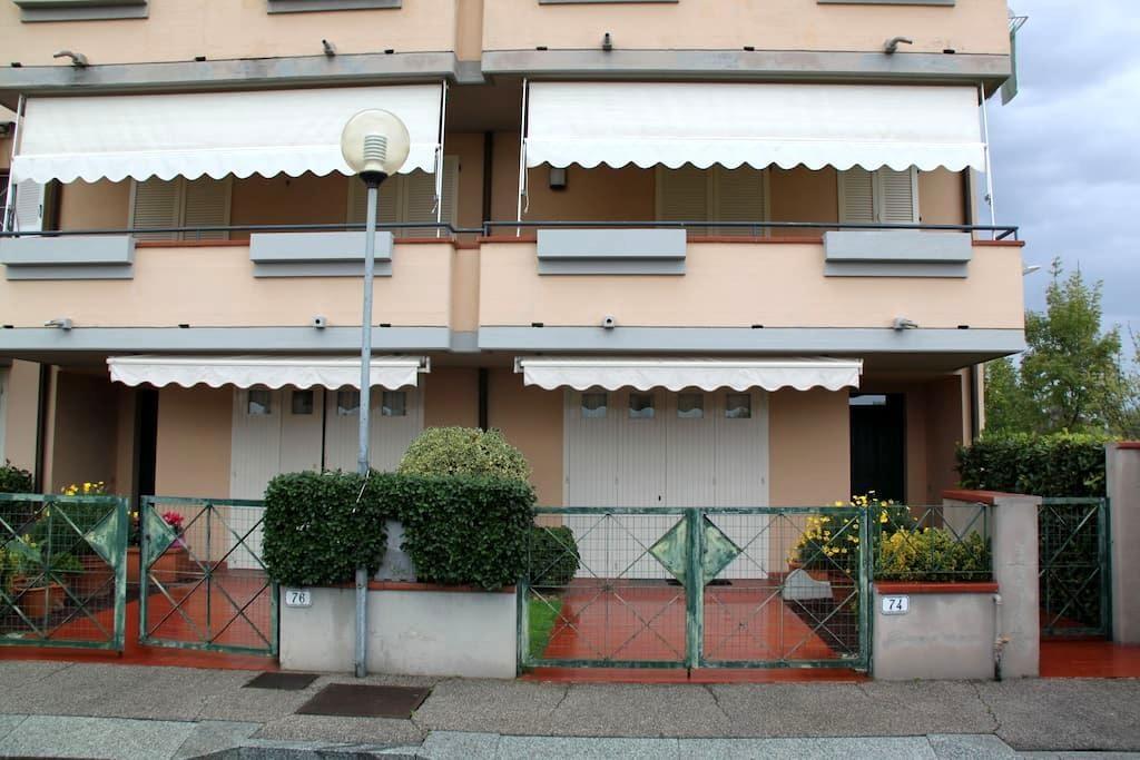 The Rolandi Home - Empoli - Apartment
