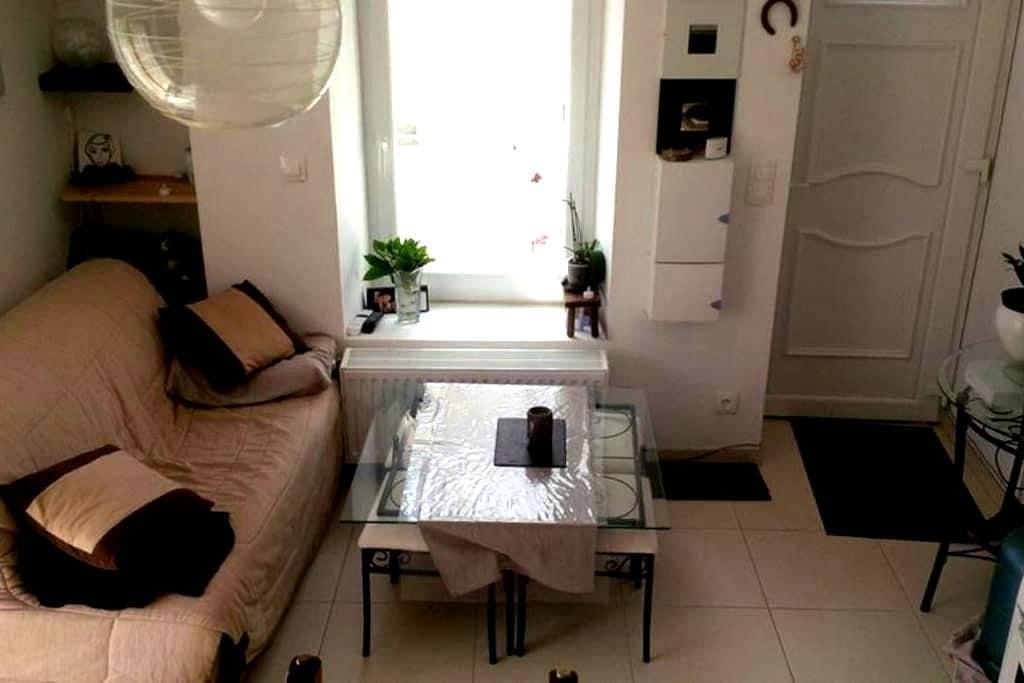 Charmante Maison 34m2 à 10 min de Caen - Frénouville - Hus