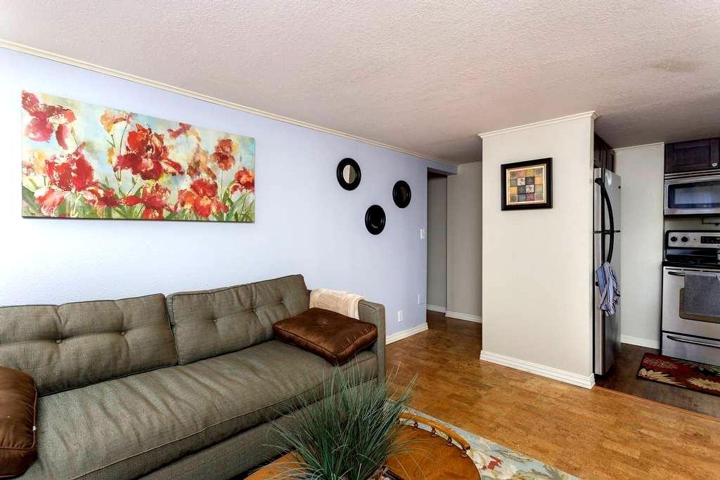 Comfy Historic Apartment in OC - Oregon City - Lejlighed