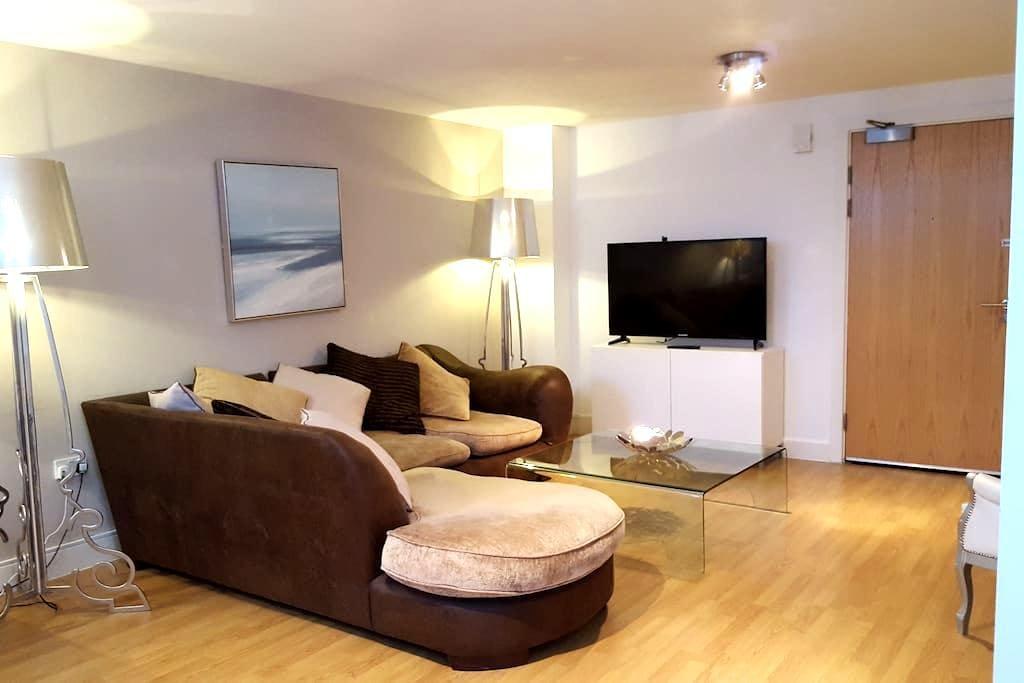 Modern & bright City centre apartment - Sunderland - Apartament