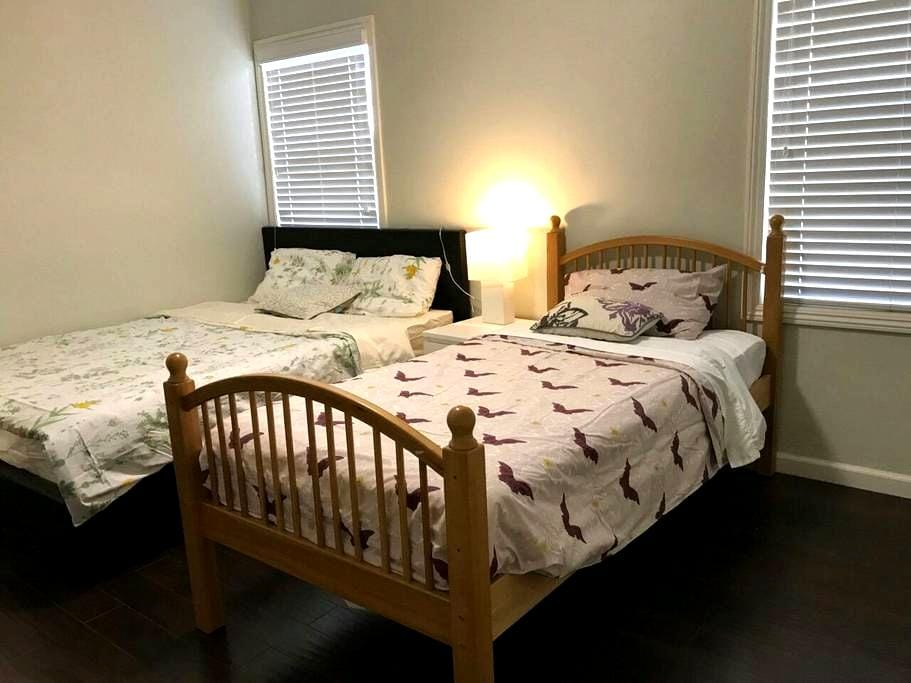 Private Bedroom - French Quarter Room - Arcadia - Huis