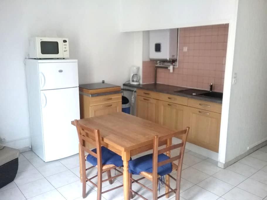 Logement plein centre, à 2 pas de la mer - Saint-Valery-en-Caux - Apartmen