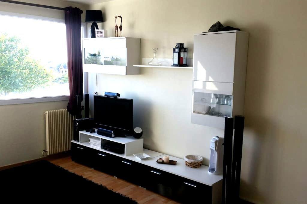 Studio proche de la gare de Chartres - Mainvilliers - Apartamento