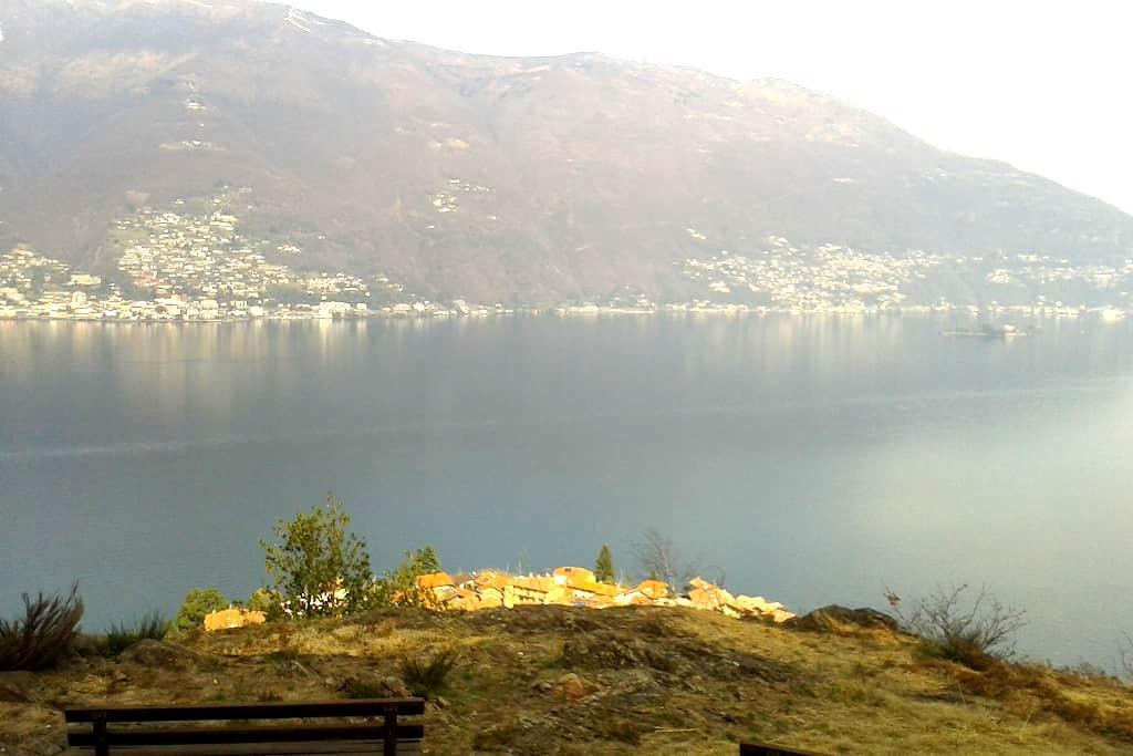 Oasi di pace - Tronzano Lago Maggiore - Apartment