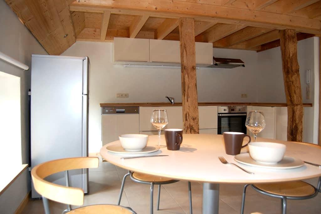 Le fenil de Marcel - Malmedy - Apartment