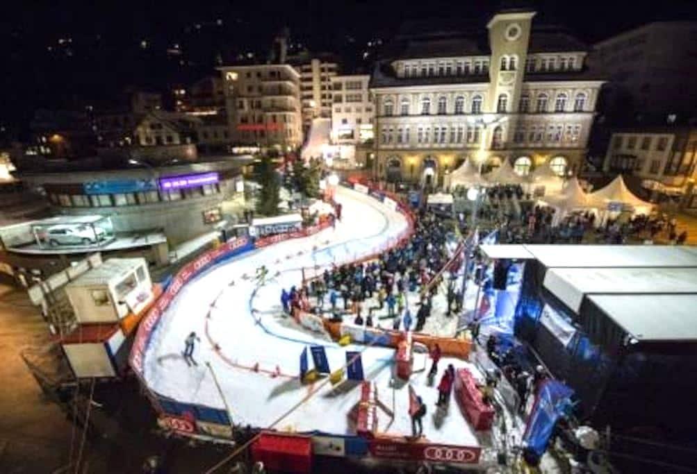 Im Herzen von St. Moritz - Sankt Moritz - Bed & Breakfast