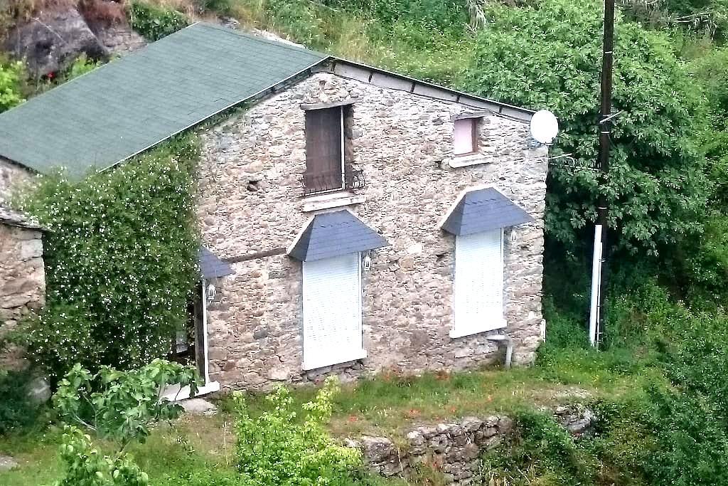 maison typique au coeur de la corse - Venaco - Maison