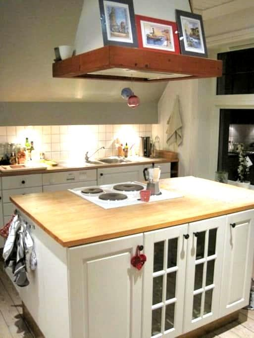 Cozy loft apartment for 1 or two =) - Stavanger - Appartamento