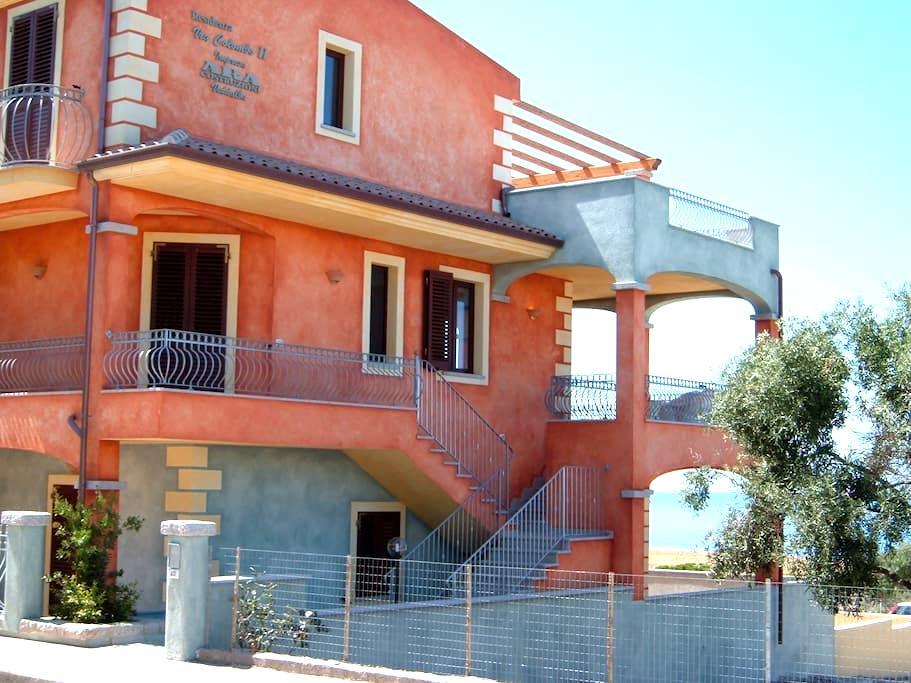 Sea view apartment - La Ciaccia - La Ciaccia - อพาร์ทเมนท์