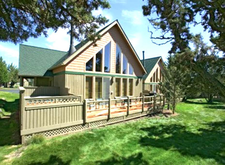 Oregon-Eagle Crest Resort 1 Bdrm Hotel Suite - Redmond - Villa