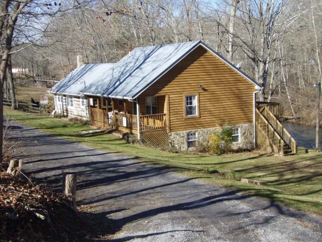 Gentil Cabin ON Creeper Trail In Damascus, VA   Cabins For Rent In Damascus,  Virginia, United States