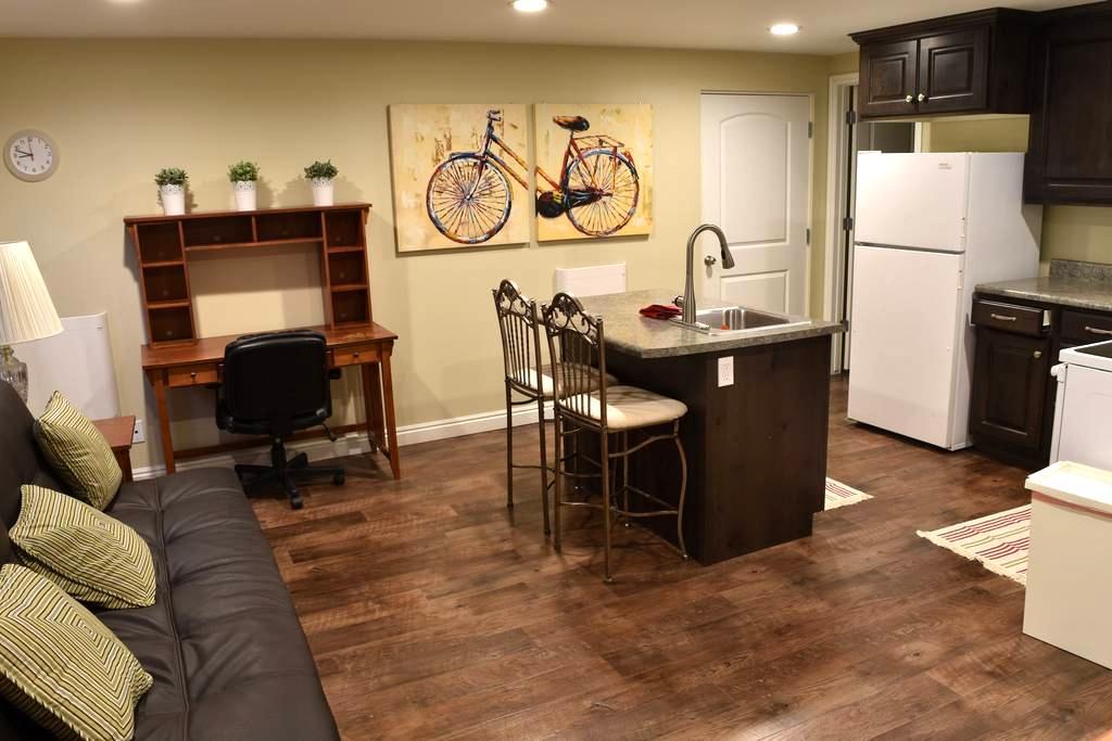 Basement Apartment w/ Private Entry - Orem - Wohnung