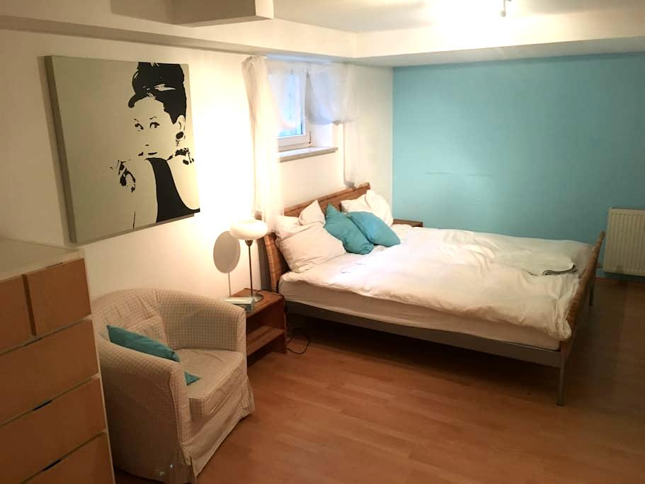 Sweet room with double bed  - Gauting - Ház