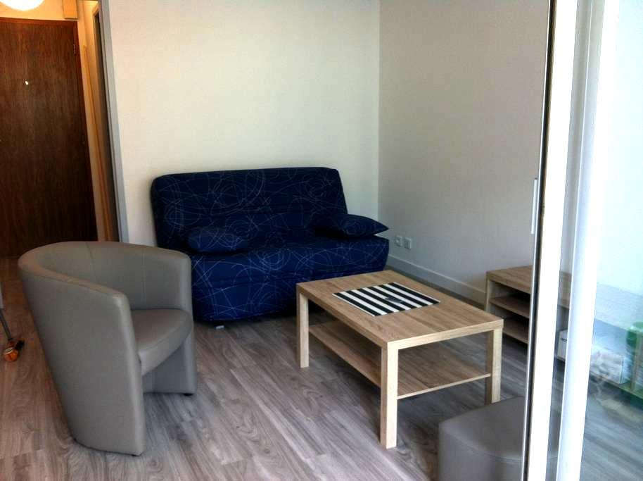 Studio Morgat avec coin chambre - Crozon - Apartamento