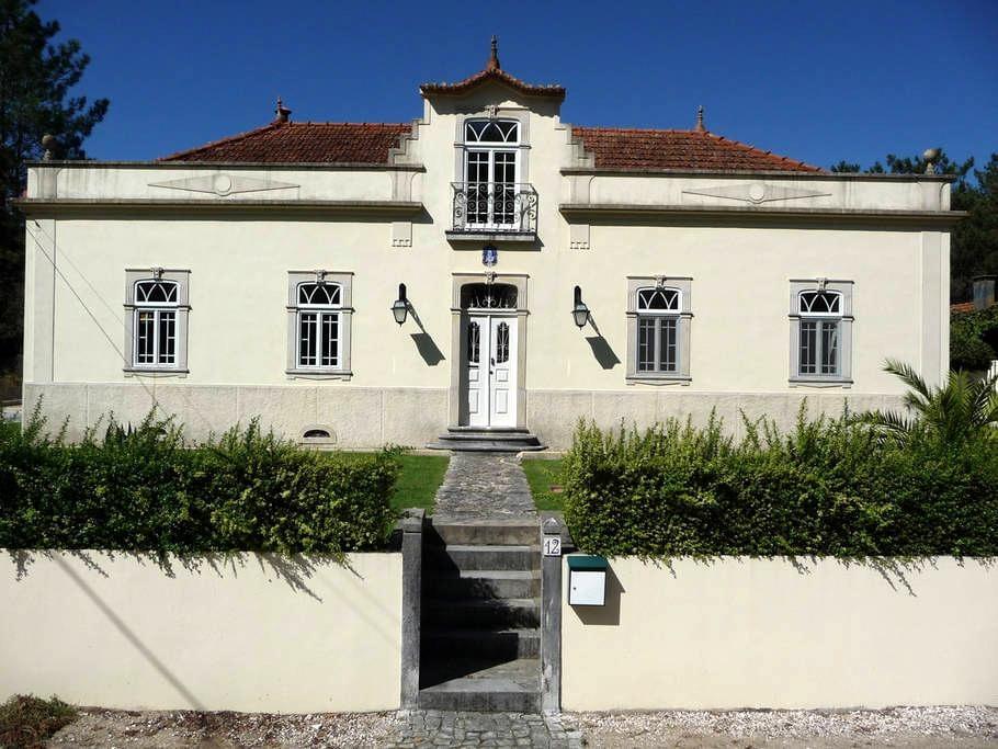 B&B Casa de Campo Águas Mansas - Cadima