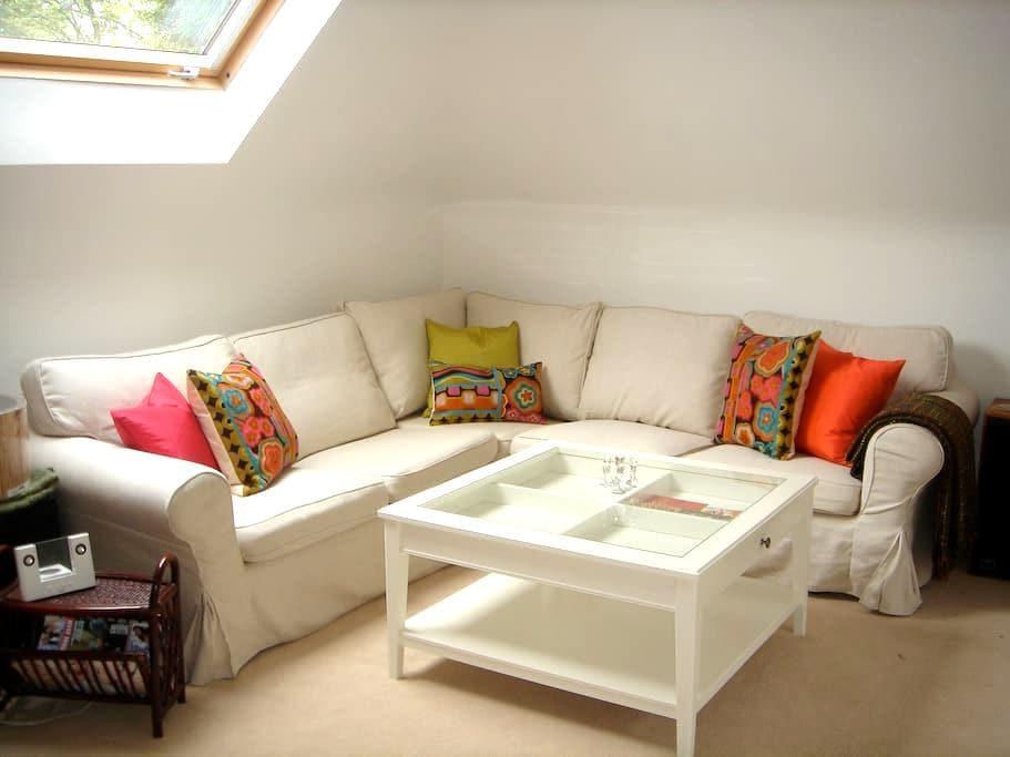 Top floor - Central Tunbridge Wells - Royal Tunbridge Wells - Apartamento