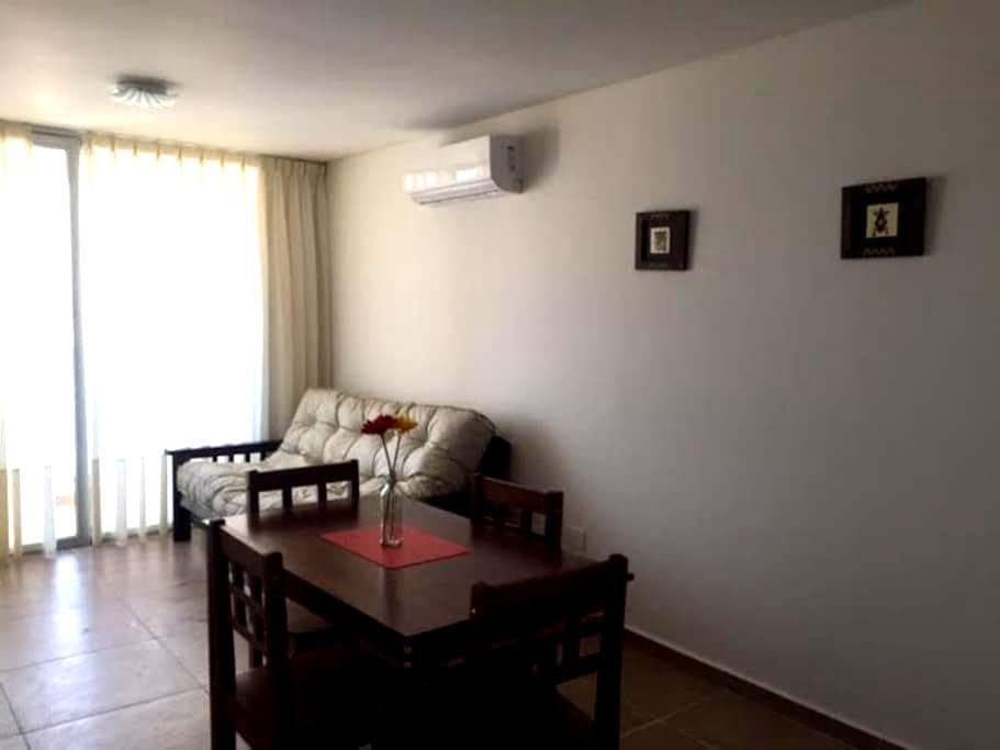 Nuevo y tranquilo departamento en pleno centro! - Salta - Apartment