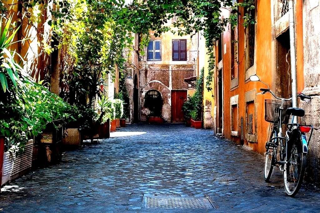 Home Sweet Rome Trastevere - Řím - Byt