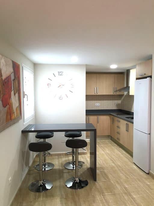 Apartamento moderno céntrico Mar Pequeña en Telde - Telde - Apartamento