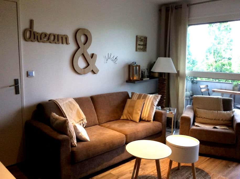 "Cabourg... ""Mon amour"" - Cabourg - Apartament"
