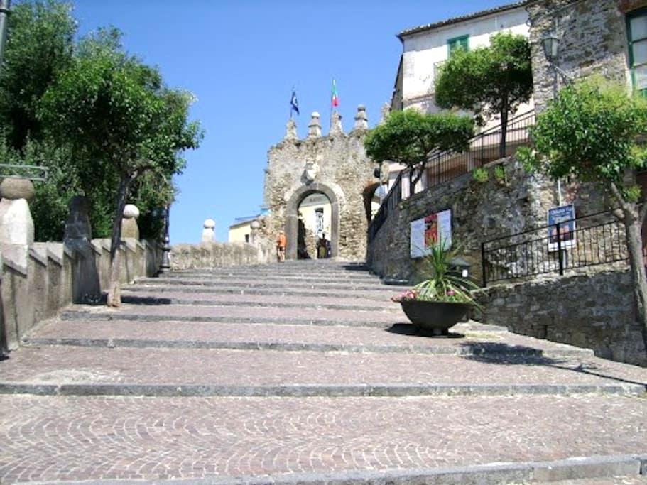 Grazioso bilocale in centro storico - Agropoli - Apartment