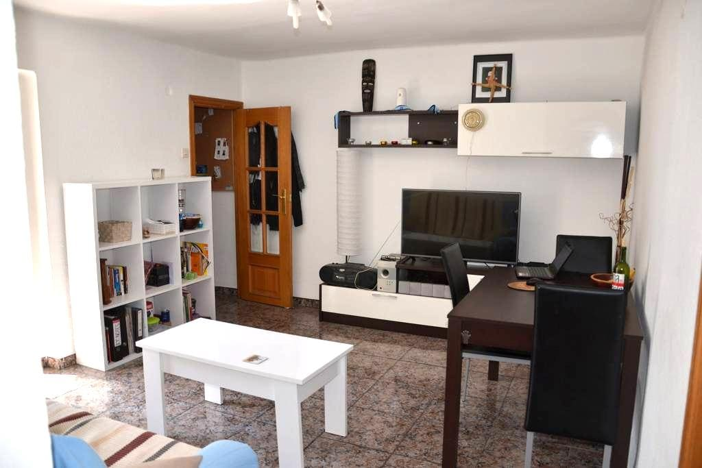 Lively Benimaclet, easy reach of City Centre/Beach - València - Daire