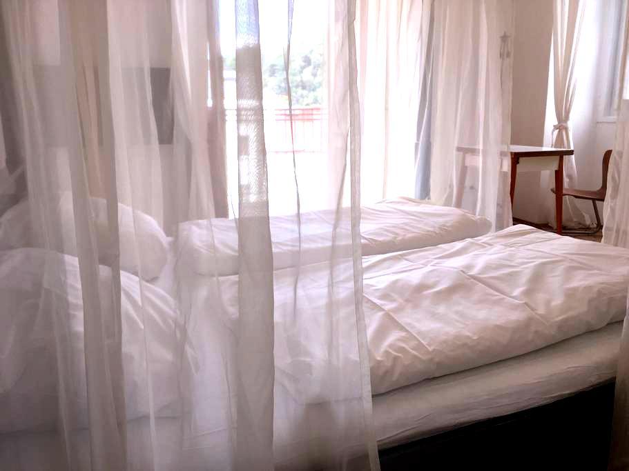 Beletage mit Wellnesshaus am Dom - 帕绍 - 公寓
