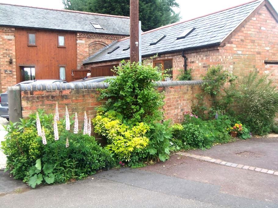 Studio in picturesque village. - Welford-on-Avon - 公寓
