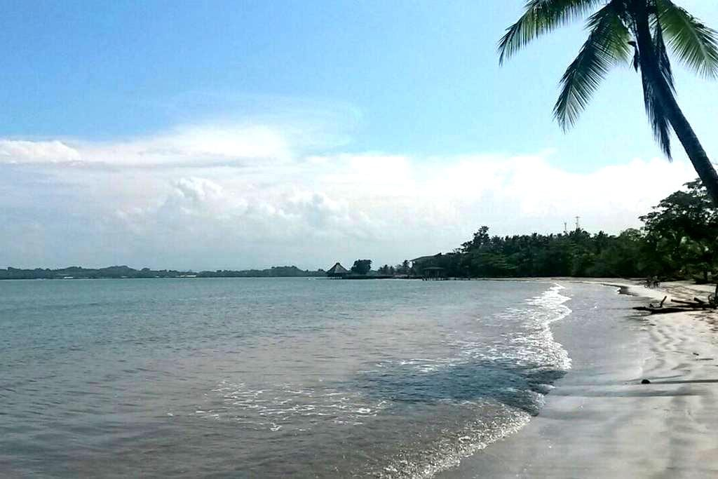 VILLA INTI, Big Creek, Isla Colon - Bocas del Toro