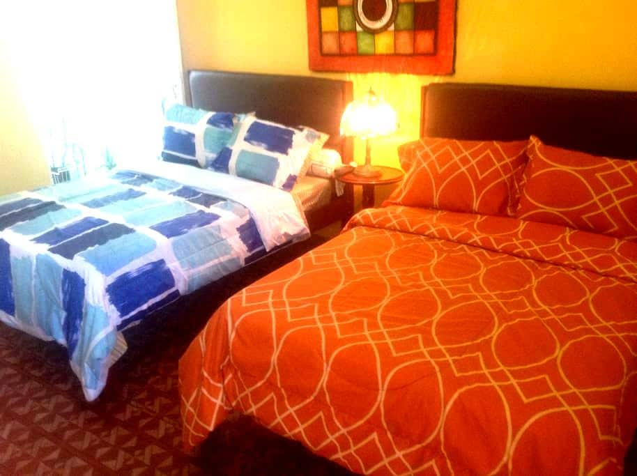Bed & Breakfast 3  Zone Colonial  - Santo Domingo - Wohnung