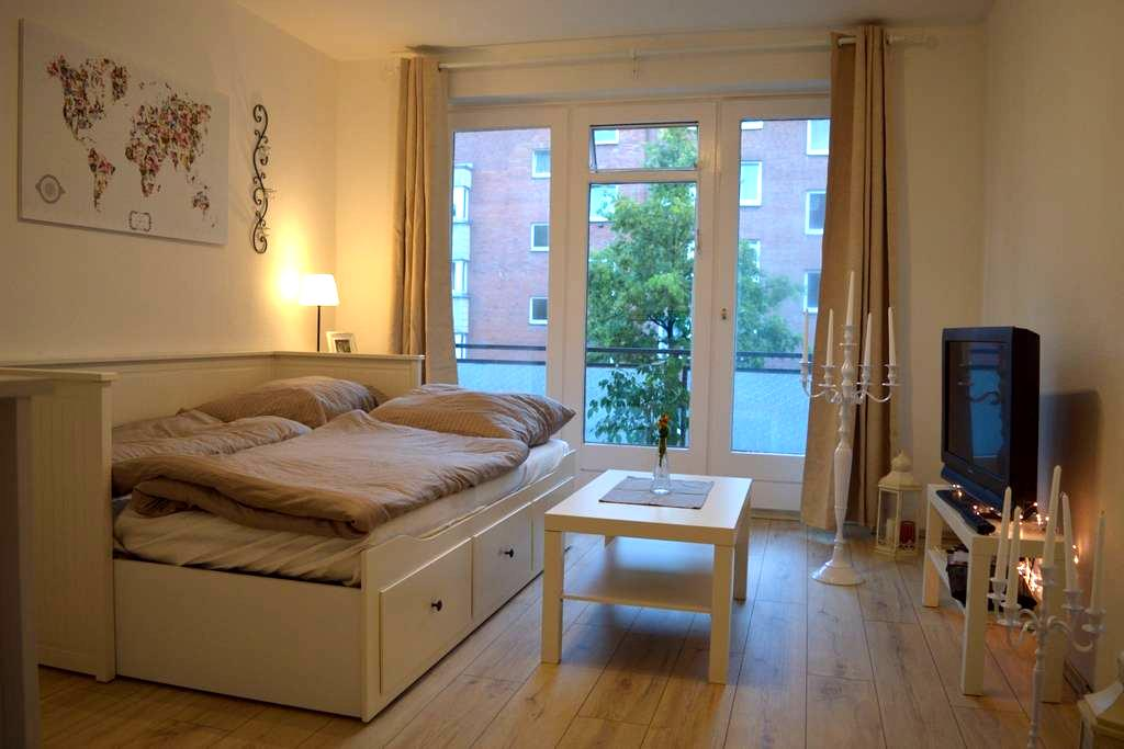 Zentral gelegenes City Apartment - Hamborg