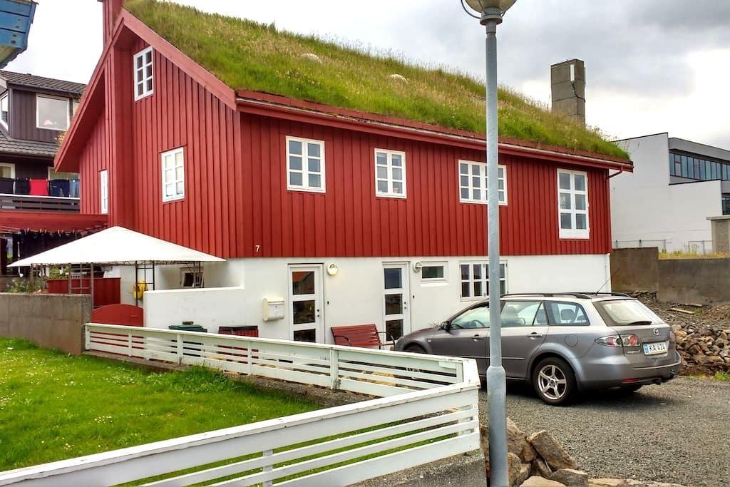 B & B in the center of Torshavn, Double room - Tórshavn