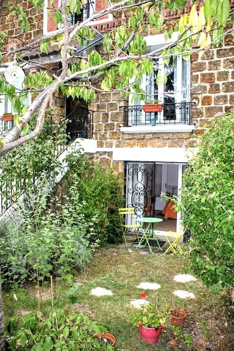 Independent garden appartment 50 m2 - Villemomble - Outros