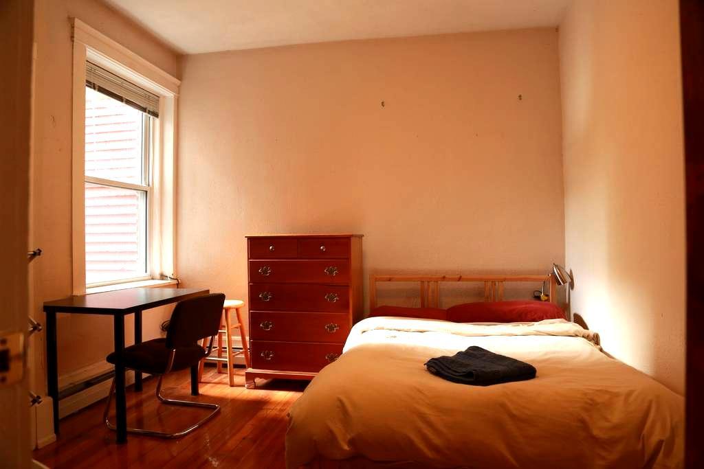 room in Cambridgeport, near MIT, BU - Cambridge - Apartment