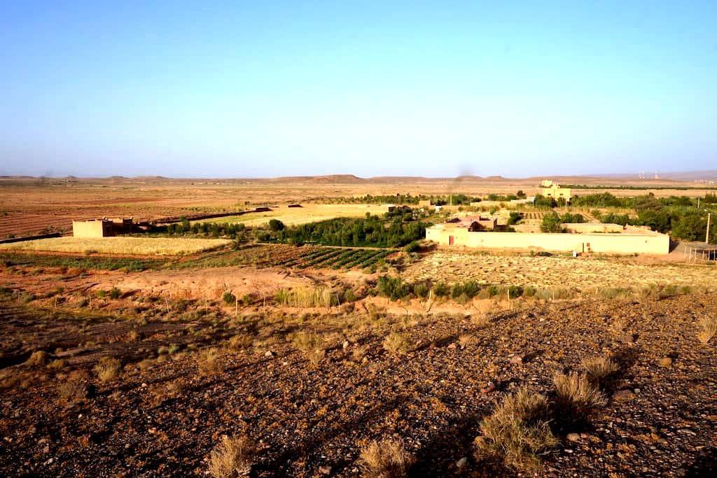 Ferme marocaine à découvrir - Ouarzazate - Rumah